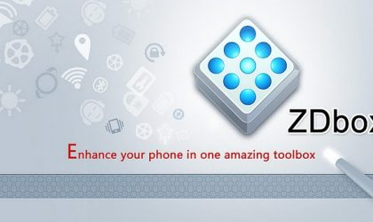 ZDbox ─ All-In-One Android Tools Power App