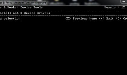 How to Install ADB and Device drivers automatically. Works for Windows, Linux & Mac!!