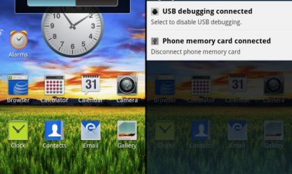 Install Motoblur Theme on Xperia Arc