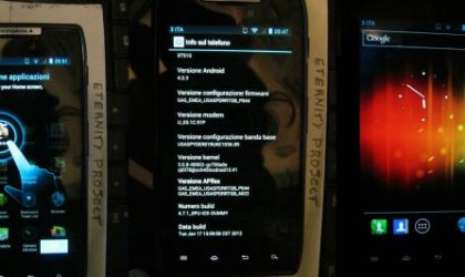 Motorola Razr Gets Ice Cream Sandwich Firmware Leaked. Here's How You Can Install it.
