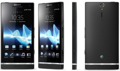 'Dirt-repellent' screen coating and 'fast-charging' battery make the Sony Xperia S even more desirable