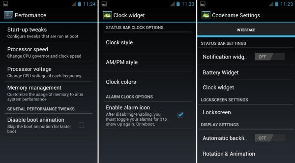 AOSP Galaxy S Rom