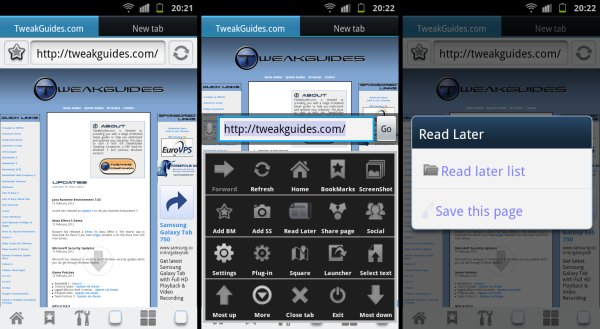 Angel Browser - Android Browser