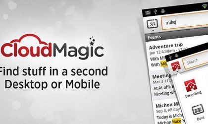 CloudMagic — Search Twitter, Gmail, Docs, Calendar and Contacts
