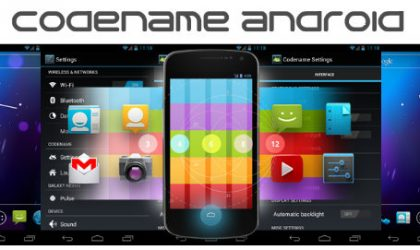 Codename Android Ported to Galaxy Note