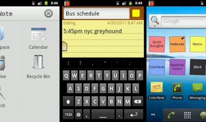 ColorNote NotePad for Android — Simple and Useful Notepad App