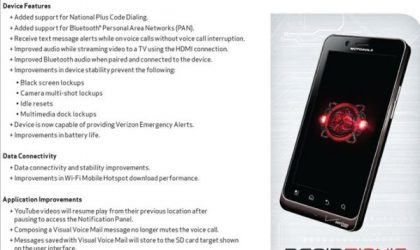 How to Update Motorola Droid Bionic to 5.9.902