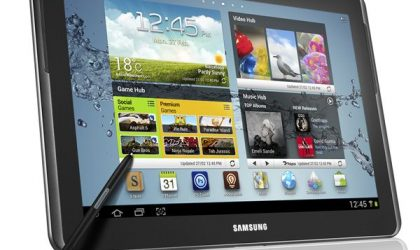 Samsung Galaxy Note 10.1 for India on Pre-Order Now