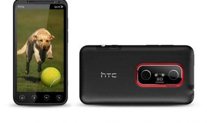 HTC EVO 3D Ice Cream Sandwich Update RUU Leaked