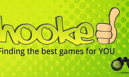 Find Best Android Games for You with 'Hooked' Android app