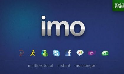 IMO Beta for Android — Multi-Network Instant Messenger