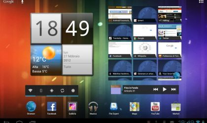 Acer Iconia A500 Ice Cream Sandwich ROM: Lightspeed ROM, Fast and Bloatware Free