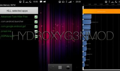 How to Install HydrOxyG3NMOD (Oxygen) Rom on AT&T Galaxy S2