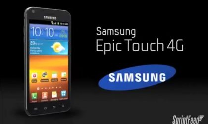 FB09 Epic 4G Touch Ice Cream Sandwich Firmware Leaked!