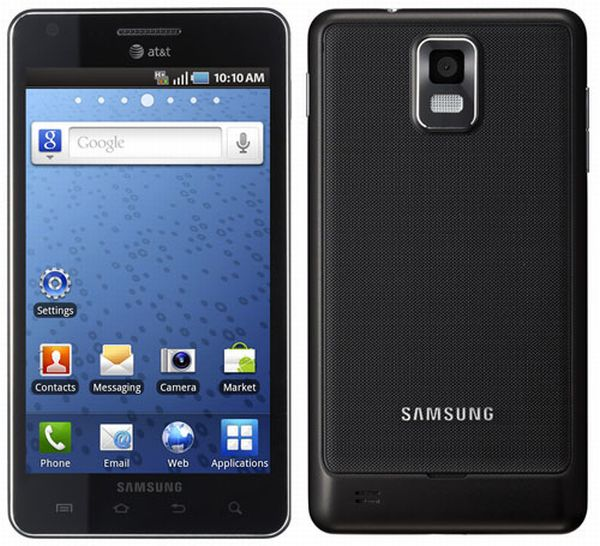 update infuse 4g to android 2 3 6 gingerbread rh theandroidsoul com Manual Samsung UN32EH4000F Manual Samsung Rs25h5111sr