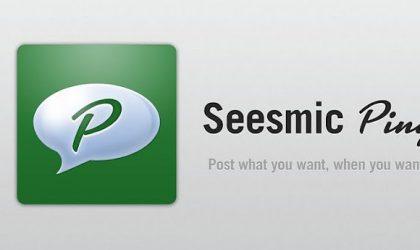 Seesmic Ping — Schedule Posts to Facebook, Twitter & LinkedIn
