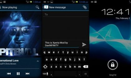 CM9 Theme – BeMiNIX is Definitely Worth Your Attention