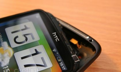 Touch Clockworkmod Recovery for HTC Sensation