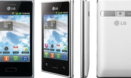 Sweden witnesses the stylish entry-level LG Optimus L3