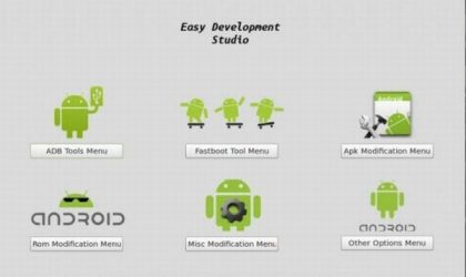 Easy Development Studio makes Creating Custom Android Roms a breeze — Even for Beginners!