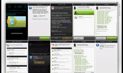 Install AOKP ROM (ICS) on Galaxy S i9000 Using Aroma Installer
