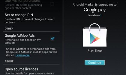 Get the Google Play Store APK 3.4.6 here
