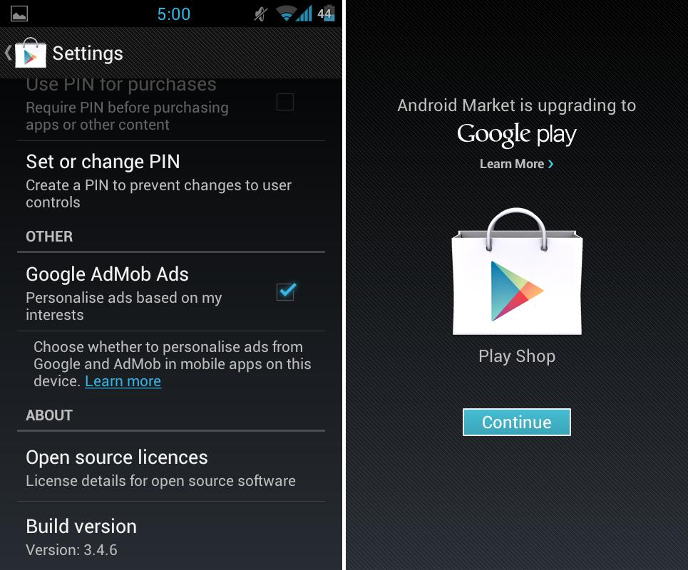 android google play store download apk