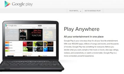 Google Play is Live. New Apps Coming Soon: Play Store, Play Movies, Play Music and Play Books