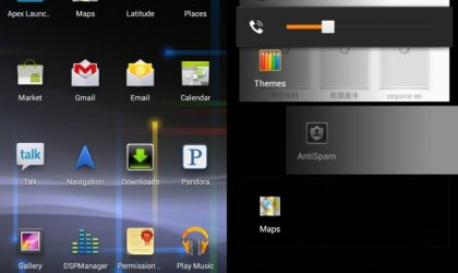 Motorola Droid 3 Gets MIUI 4 ICS Port [Ice Cream Sandwich]