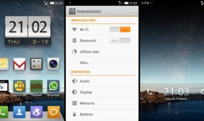New MIUI 4 for Galaxy S Supports Turkish, Hungarian, English & Korean