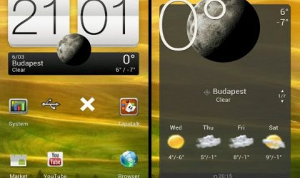 Android 4.0 and Sense 4.0 Equipped ROM for myTouch 4G Slide – FUTUREAL