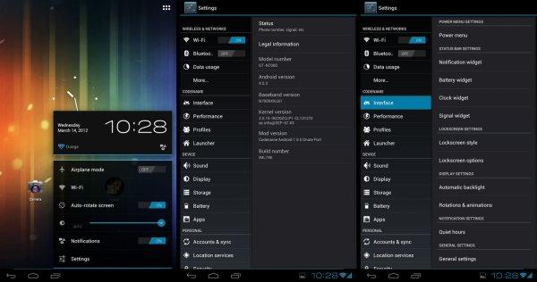 [ROM 4.0.3 / AOSP] [28.03.12] Codename Android 1.6.0 - Beta 5.1 Note-CNA-Screenshot-1