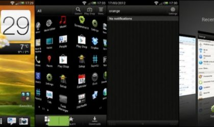 HTC Sensation ROM with Sense 4.0 and Based on HTC One S — OrDroid
