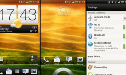 Desire HD and Desire S get One V's ROM