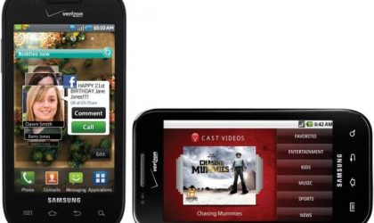 AOSP Ice Cream Sandwich Based ROM for Samsung Fascinate — Teamhacksung's ICS