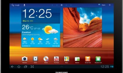 Hack a Galaxy Tab 10.1 to make phone calls