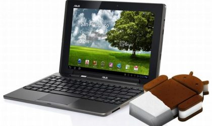 Update and Restore Eee Pad Transformer to Stock Ice Cream Sandwich