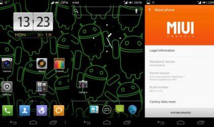 New MIUI v4 ROM for Galaxy Nexus — UltimateMIUI