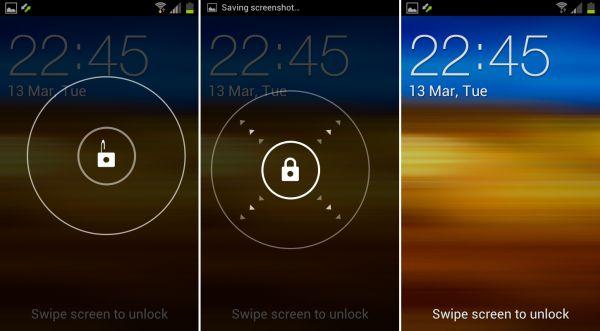 XXLPQ Lock Screen