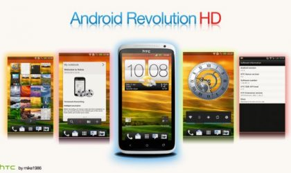 HTC One X Custom ROM — Android Revolution HD