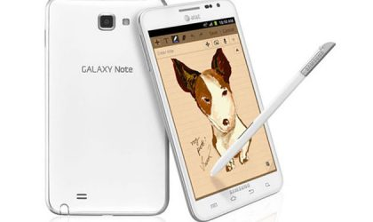 Unlock NFC on AT&T Samsung Galaxy Note I717 Stock ROMs