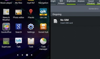 Get ICS Android 4.0 on T-Mobile Galaxy S2 With Cool 14 Toggles Mod
