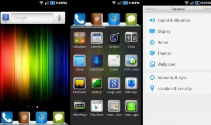 Install LeWa OS on Xperia Arc [Guide]