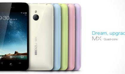 Meizu MX Quad-Core Specifications Unveiled: Quad-Core Exynos Chip Onboard