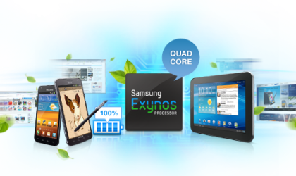 Expected Quad-Core Processor for Galaxy S3 Officially Announced by Samsung