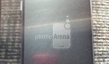 Galaxy S3 Prototype Photo Leaked, Confirmed to be called Galaxy S3 by Samsung