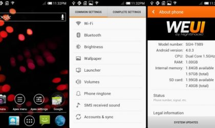 How to Install MIUI 4 on T-Mobile Galaxy S2 SGH-T989