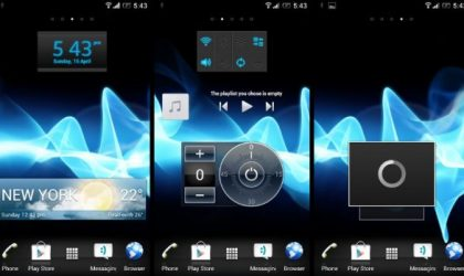 Get Xperia UI with Android 4.0 on HTC Sensation with Xperianse ROM