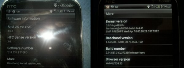 Update HTC Amaze 4G to Official Android 4.0 Update without Bricking your Device