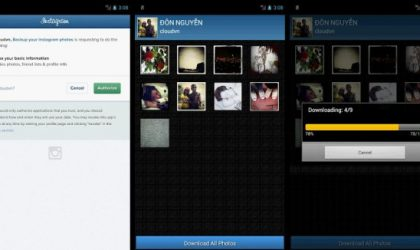 Backup Your Instagram Photos with an Android App